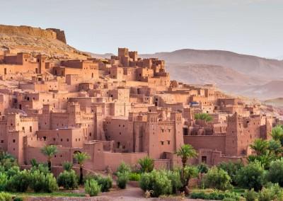 Ivoha/Shutterstock.com // Kasbah Ait ben Haddou, Morokko, Afrika