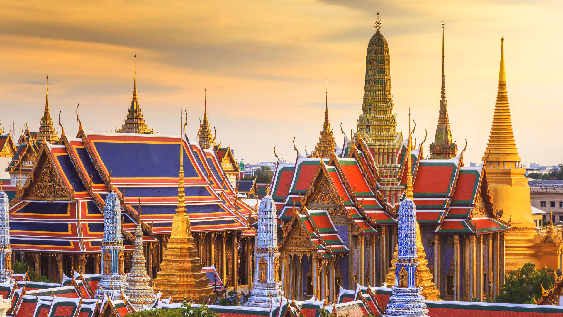 Thailiand | Bangkok | ©SOUTHERN Traveler/Shutterstock.com