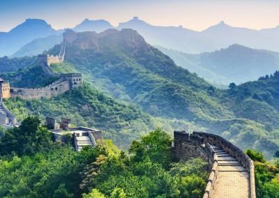 aphotostory/Shutterstock.com // Weltwunder der modernen Zeit: Die Chinesische Mauer