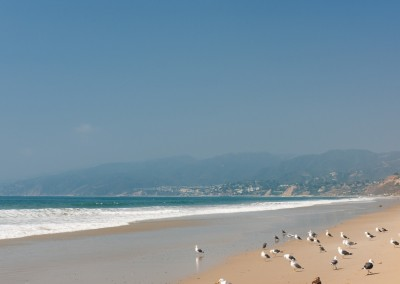SergiyN/Shutterstock.com // Pazifischer Ozean bei Santa Monica