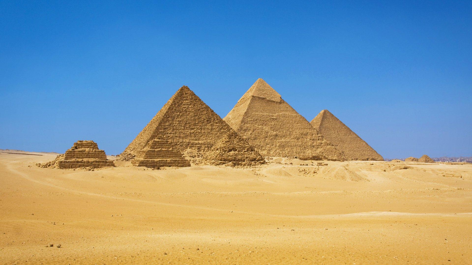 Ägypten | Gizeh | ©Dan Breckwoldt/Shutterstock.com