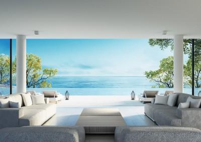 Ton Tectonix/Shutterstock.com - Beach living on Sea view