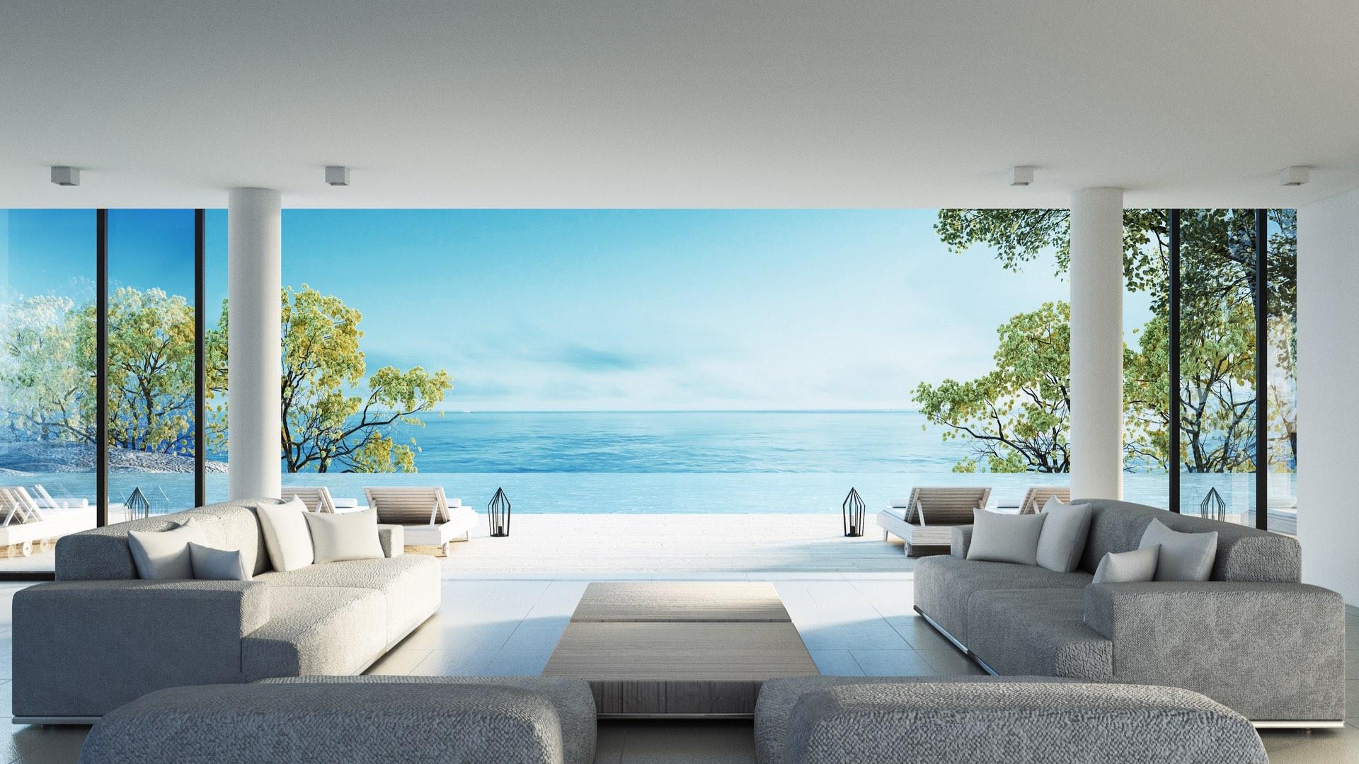 Strandhaus mit Meerblick | ©Ton Tectonix/Shutterstock.com