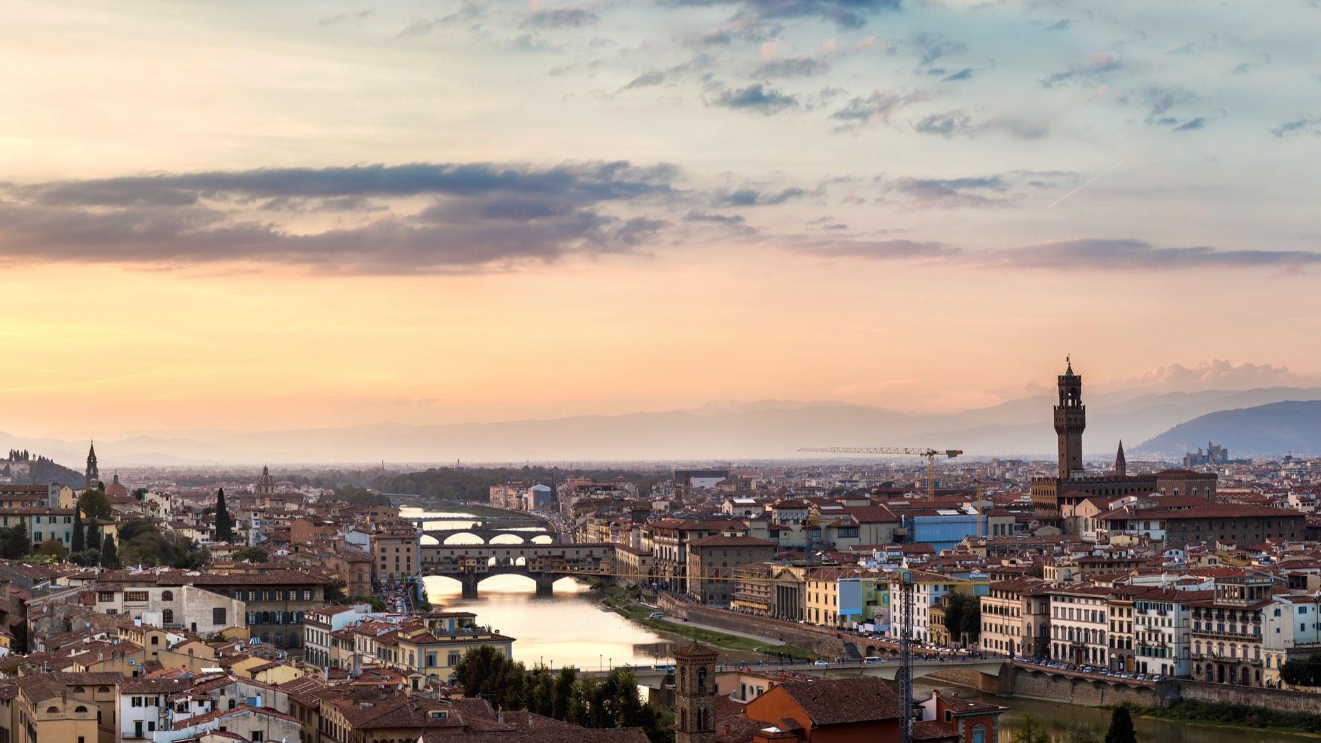 Italien | Florenz | ©S-F/Shutterstock.com