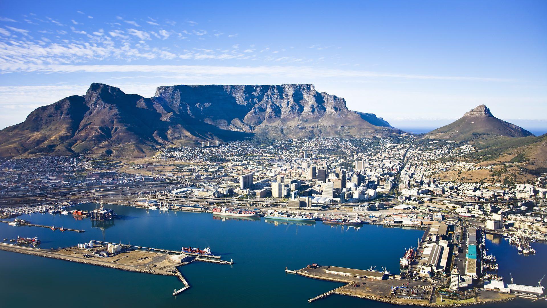 Südafrika | Kapstadt | ©Andrea Willmore/Shutterstock.com