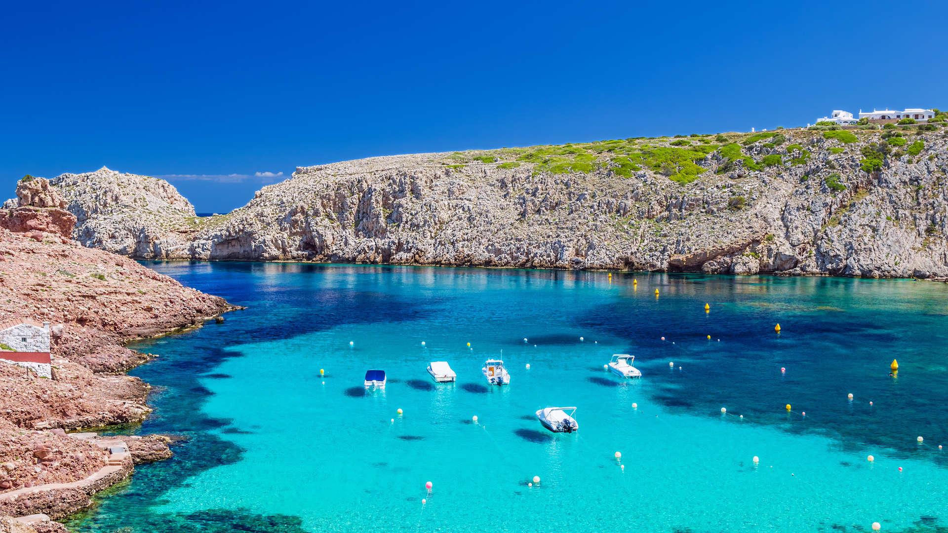 Spanien | Menorca | tuulijumala/Shutterstock.com