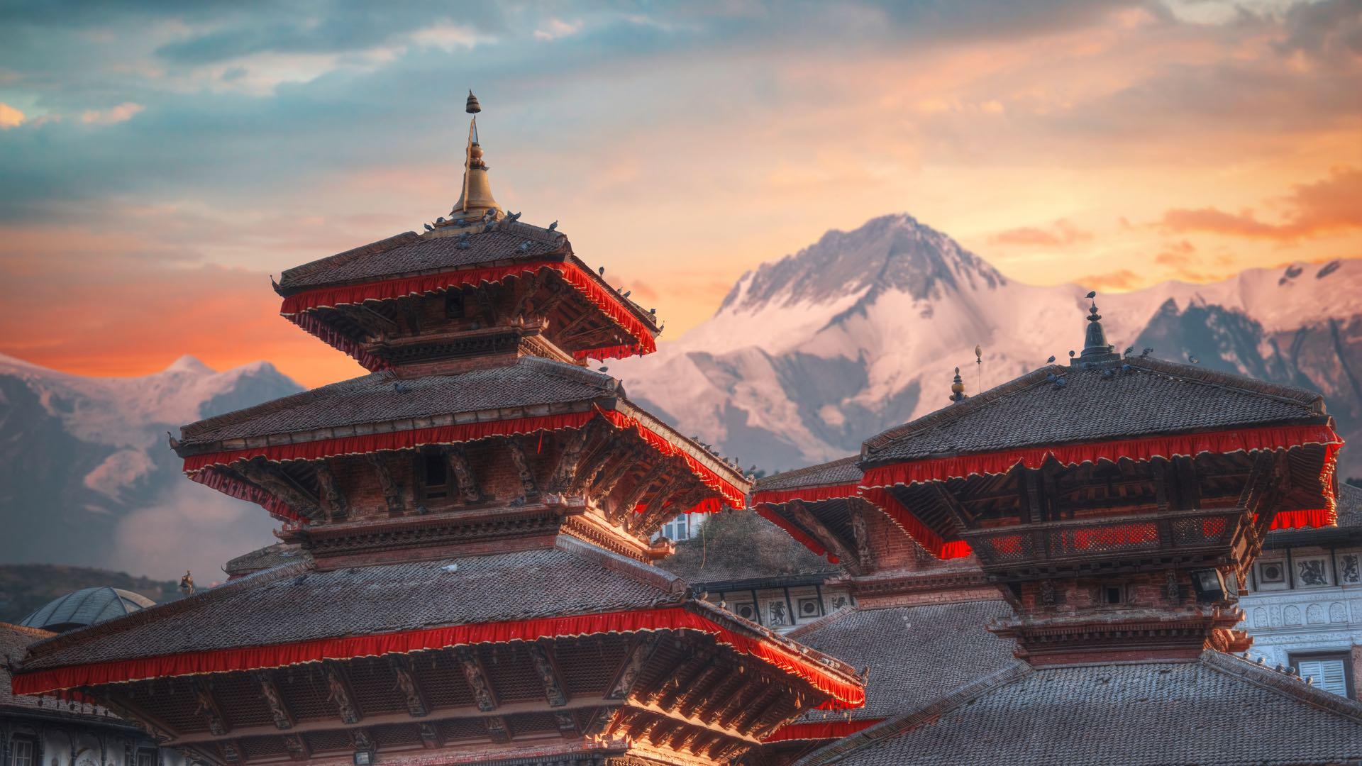 Nepal | Südasien | ©Skreidzeleu/Shutterstock.com