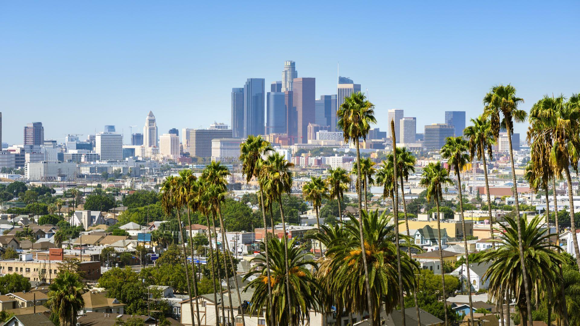 USA | Los Angeles | ©Chones/shutterstock.com