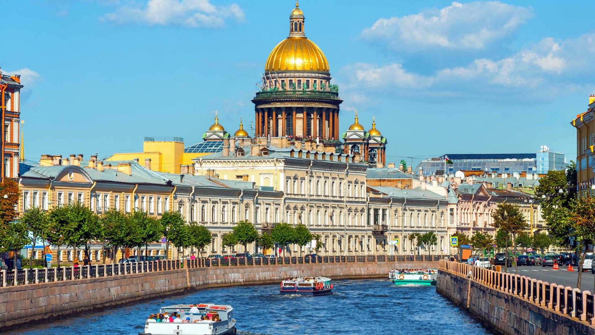 Russland | St. Petersburg | ©Roman Evgenev/Shutterstock.com