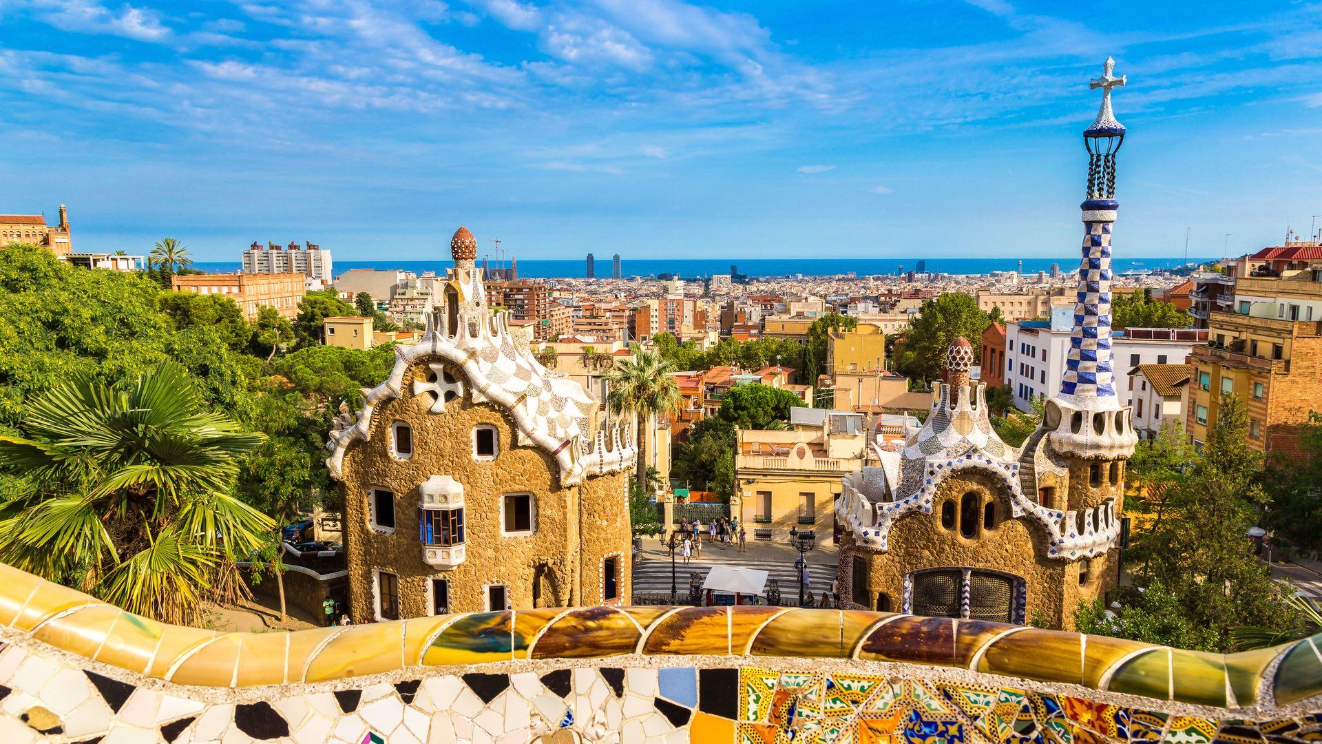 Spanien | Barcelona | ©S-F/shutterstock.com