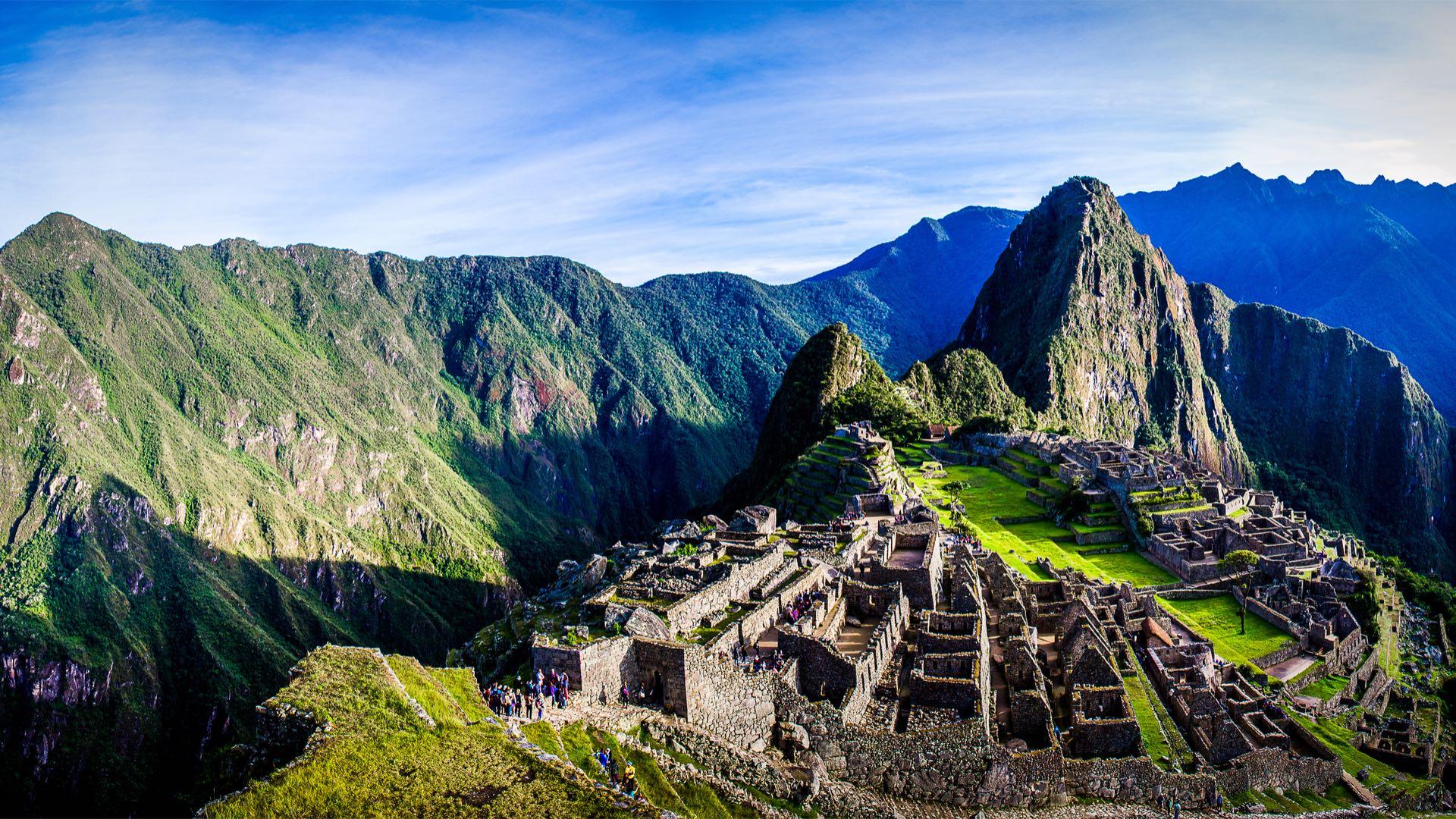Peru | Machu Picchu | ©Mario Dias/shutterstock.com