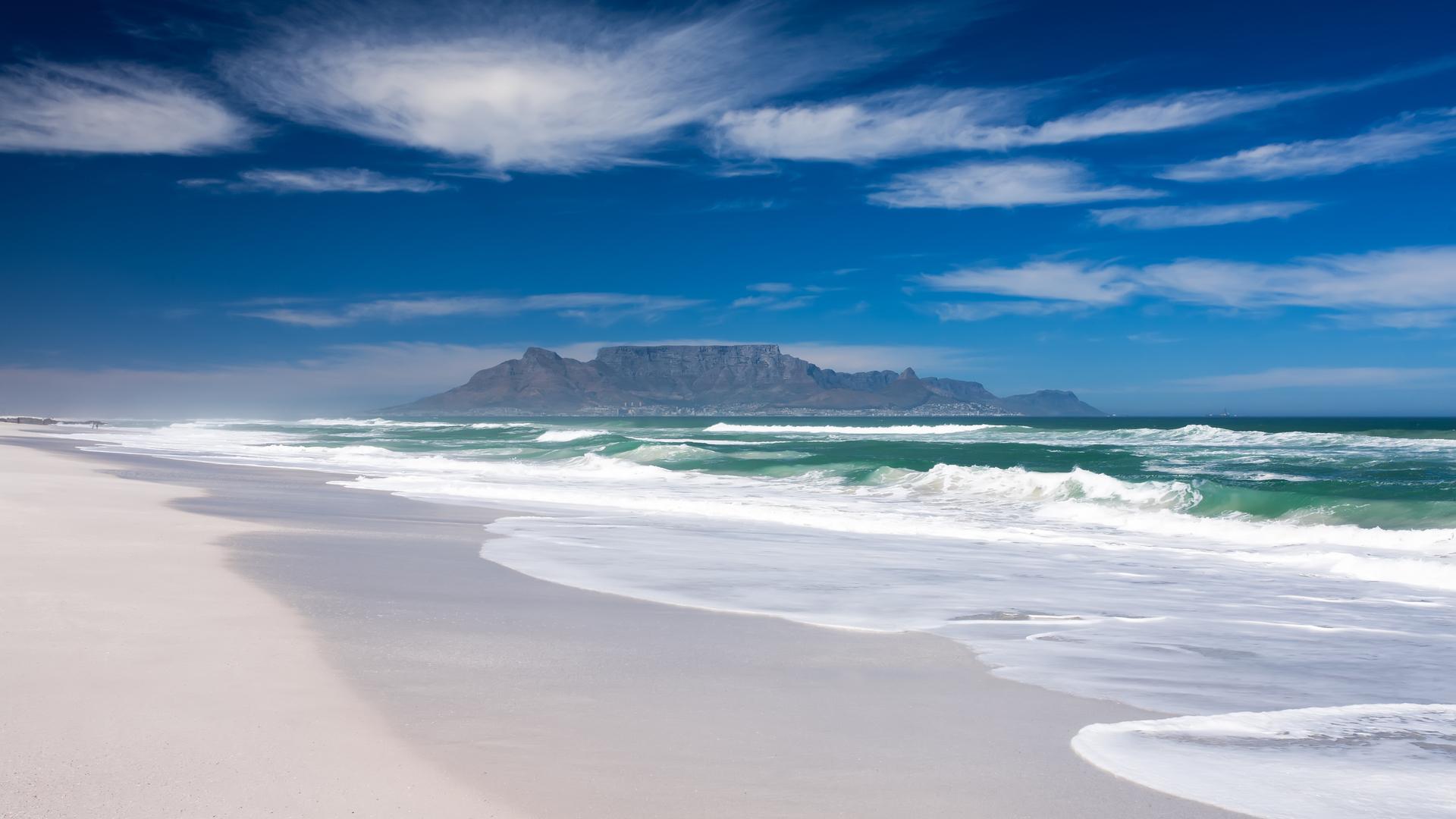 Südafrika | Blick auf den Tafelberg | ©Nolte Lourens/Shutterstock.com