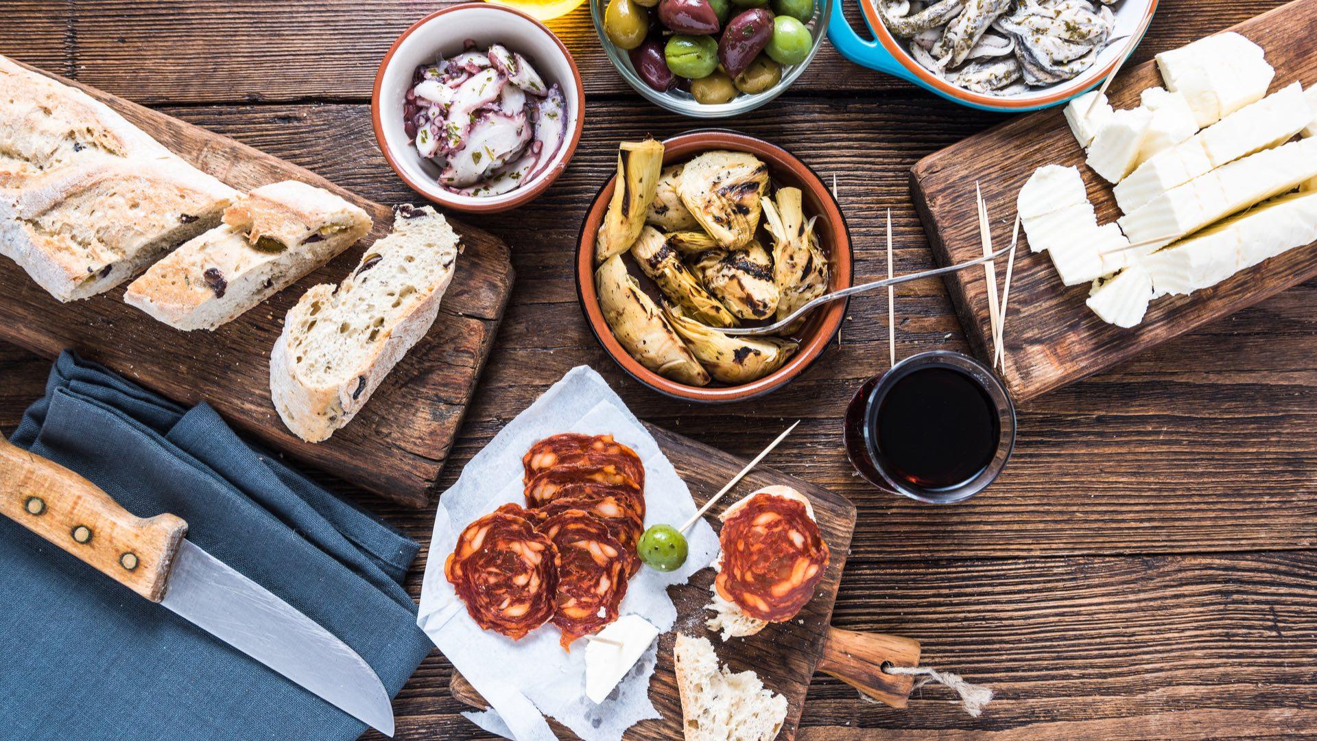 Spanien | Tapas | ©marcin jucha/Shutterstock.com
